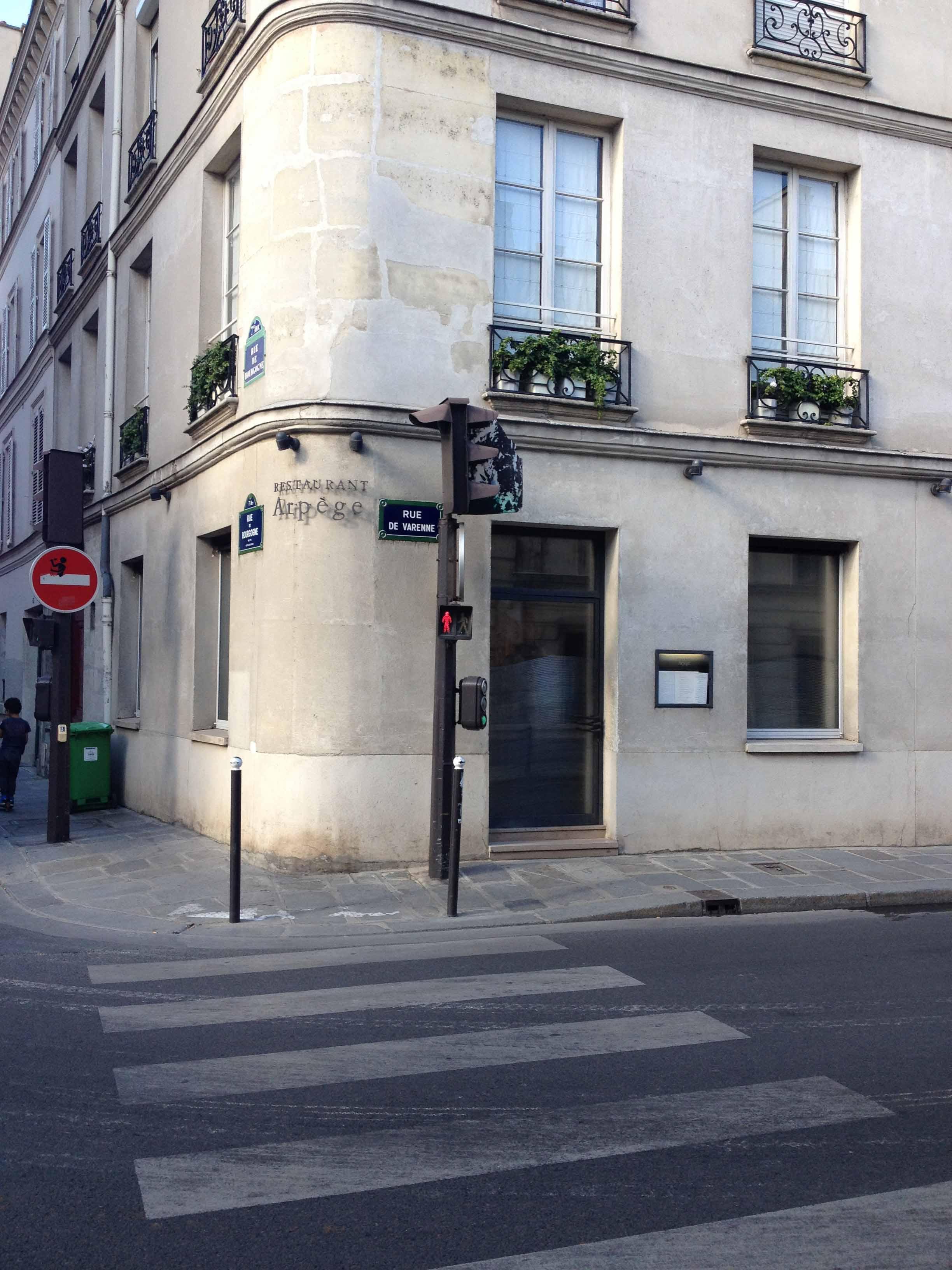 L Arpege Paris Alain Passard S Approachable French