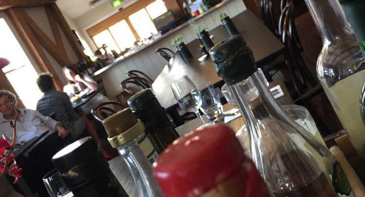 Stillwater Restaurant - Inside