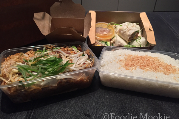 Deliveroo - Bo Thai in Crows Nest