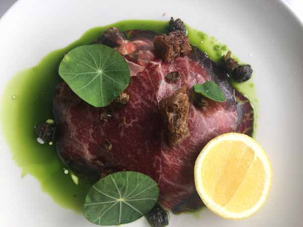 review: icebergs dining room & bar | foodie mookie