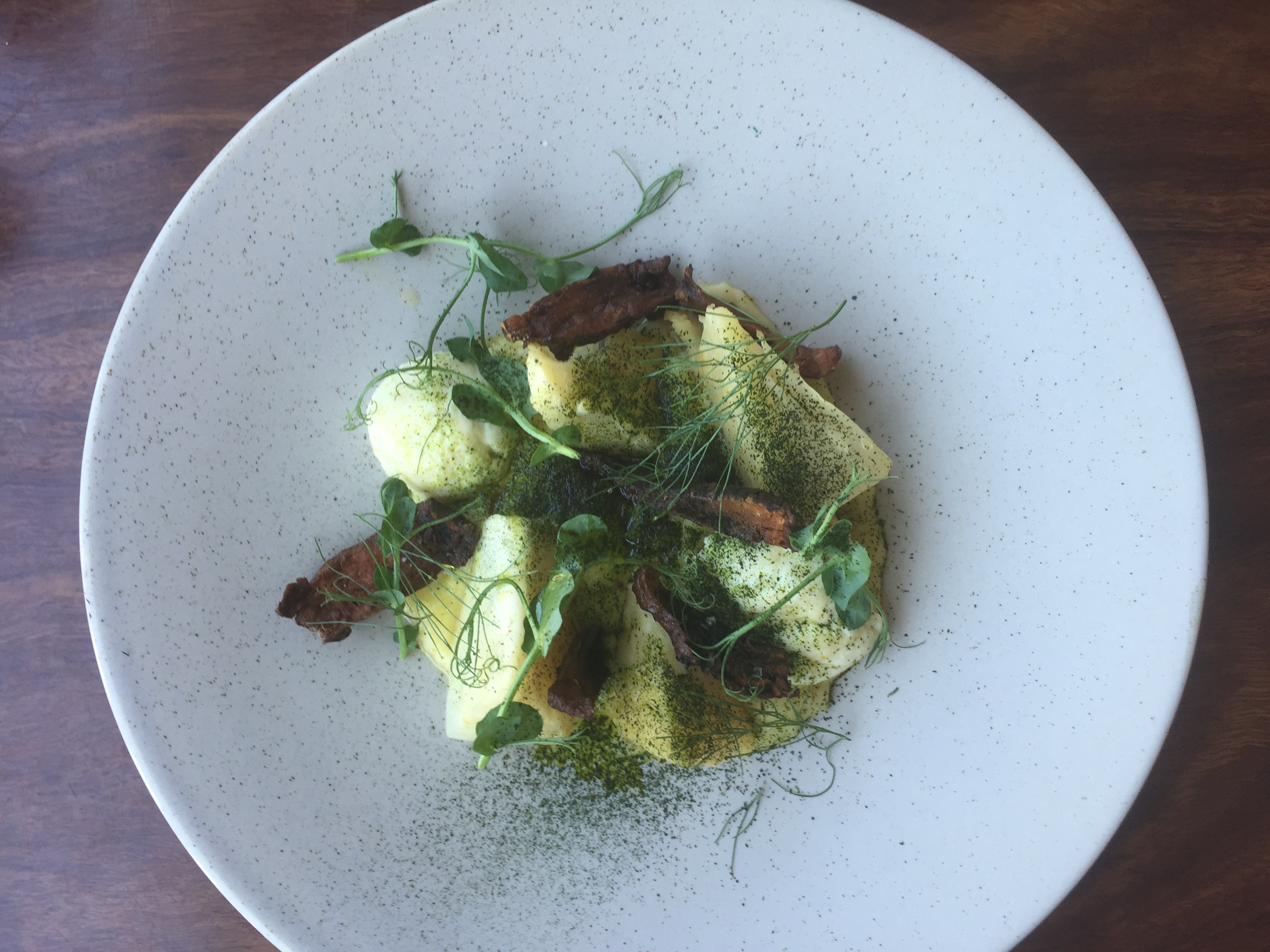 Food from Harvest Cafe Newrybar - Foodie Mookie food writer