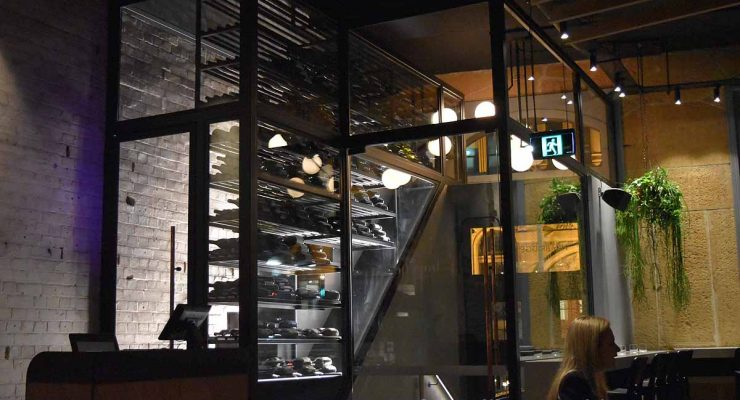 IMG - Bouche on Bridge restaurant Sydney