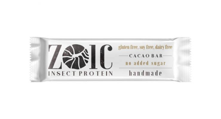IMG - ZOIC Bar, Insect protein bars - Food blogger