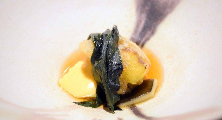 IMG Florilege Tokyo - Confit : Soft Shelled Turtle