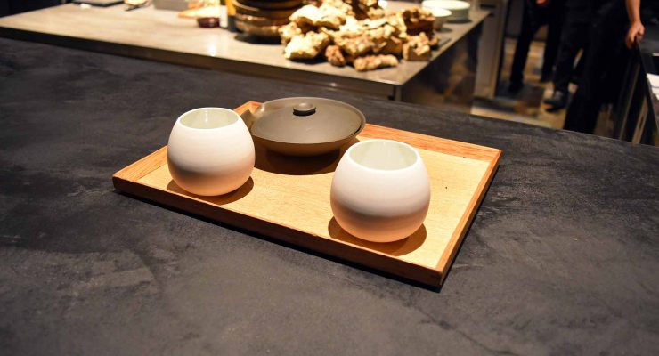 IMG Florilege Tokyo - tea