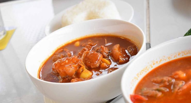 Steve's Cafe & Cuisine Bangkok review