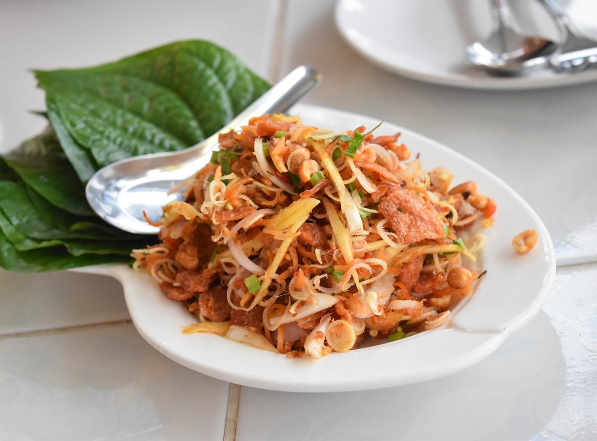 Dining At Steve's Café & Cuisine, Bangkok